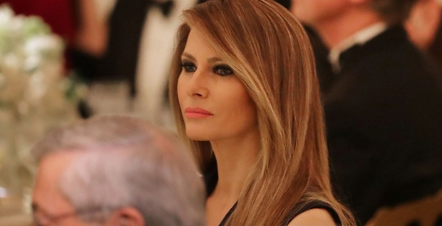 President And Melania Trump Host Governors Ball At The White House