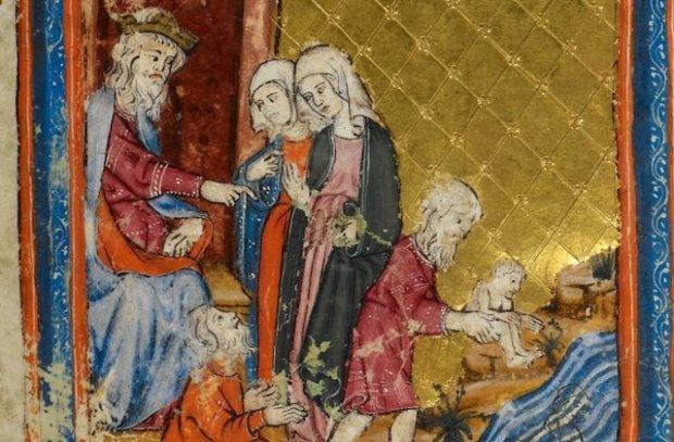 Golden_Haggadah_Pharaoh_and_the_Midwives.jpg